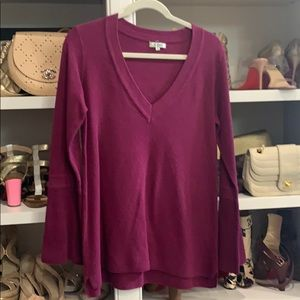 Sogi Sweater size small. Never worn. Bell sleeves
